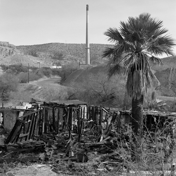 william mark sommer, dusted, post mining, mining, arizona, small town america, america, history, film, film photography, medium format, 120, abandoned, desert, Hayden,